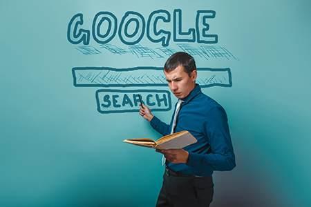 Google find site